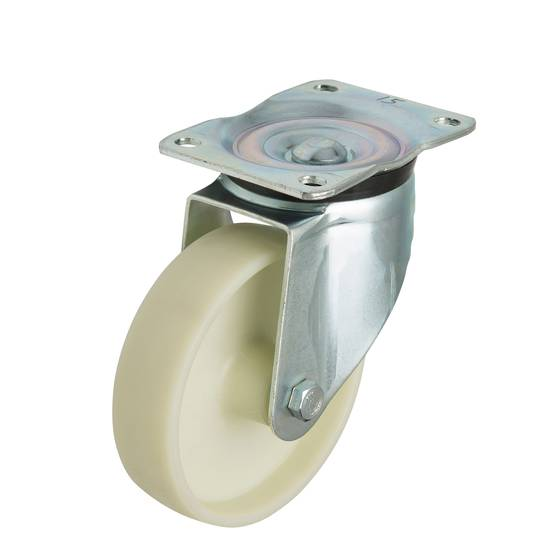Swivel 150mm Nylon Castor - High Temperature - MHG150/P